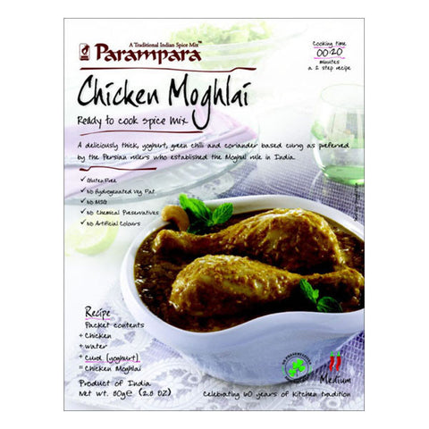 Parampara Chicken Moghlai Ready To Cook Spice Mix