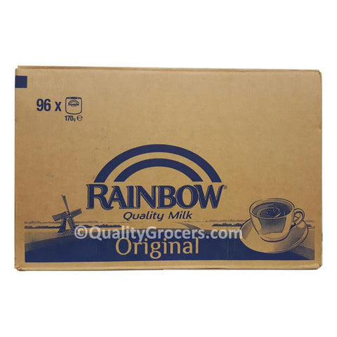 Rainbow Milk Evaporated Tea Milk Original 170g