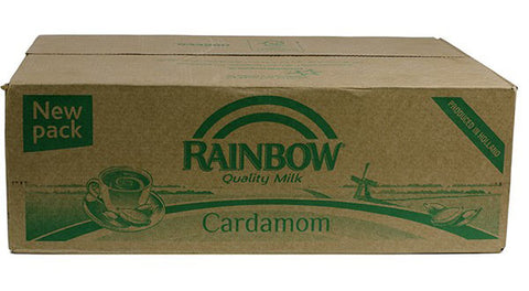 Rainbow Milk Evaporated Tea Milk Cardamom 170g