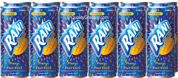 Rani Juice Mango Fruit Float Drink 240ml