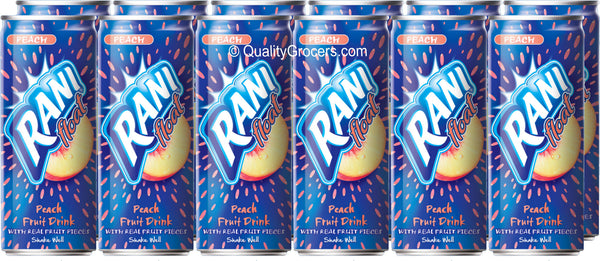 Rani Juice Peach Fruit Float Drink 240ml