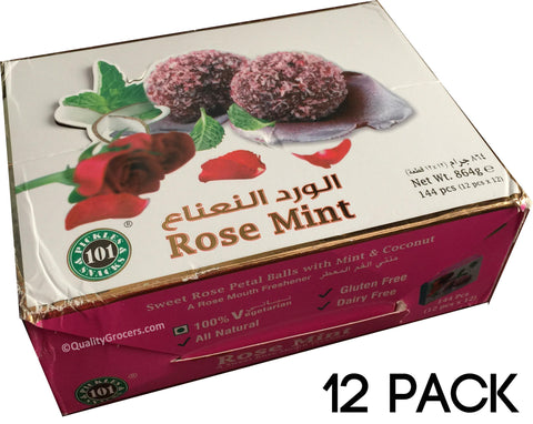 Rose Mint Paan Healthy Mouth Freshener