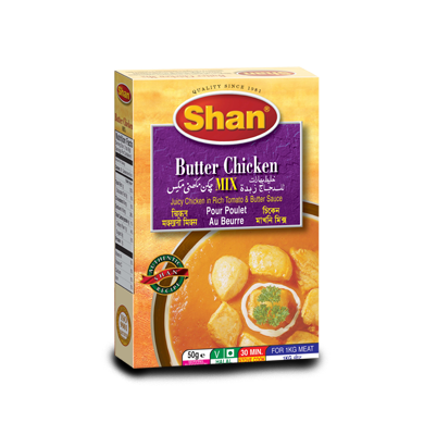 Shan Butter Chicken 50g