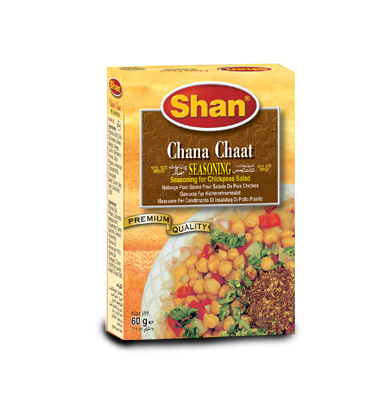 Shan Channa Chat 60g