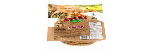 TWI Crispy Tandoori Naan Whole Wheat