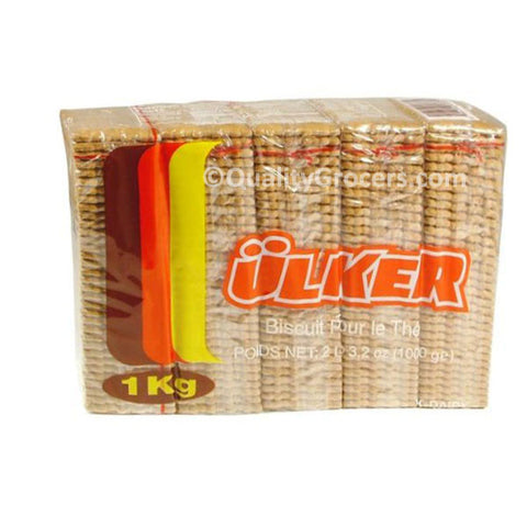 Ulker Tea Milk Biscuits 1Kg