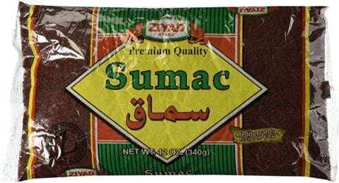 Ziyad Sumac Spice 340g or 12oz