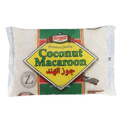 Ziyad Coconut Macaroon 12oz Bag