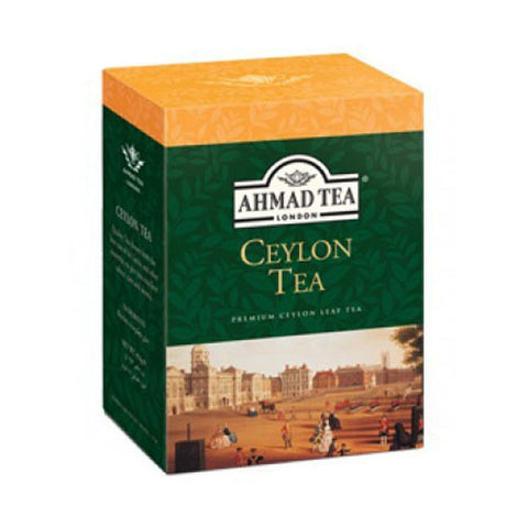Ahmad Tea of London Ceylon Loose Tea 500g