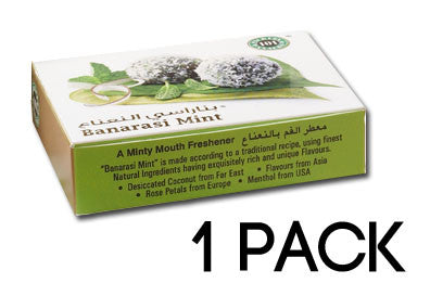Banarasi Mint Paan Healthy Mouth Freshener