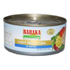Baraka Light Meat Tuna in Water 185g