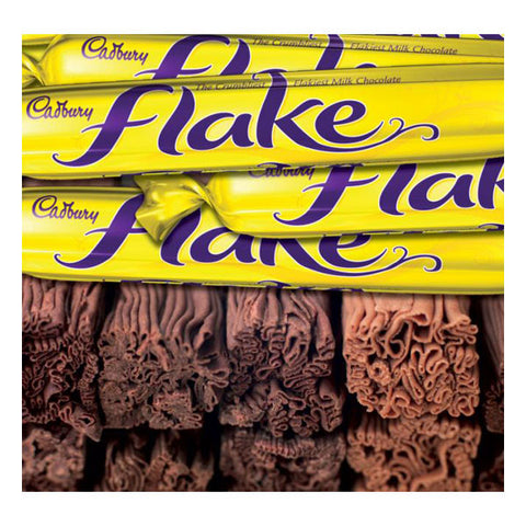 Cadbury Flake Chocolate 32g (Box of 24)