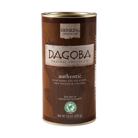 Dagoba Organic Hot Drinking Chocolate 12oz