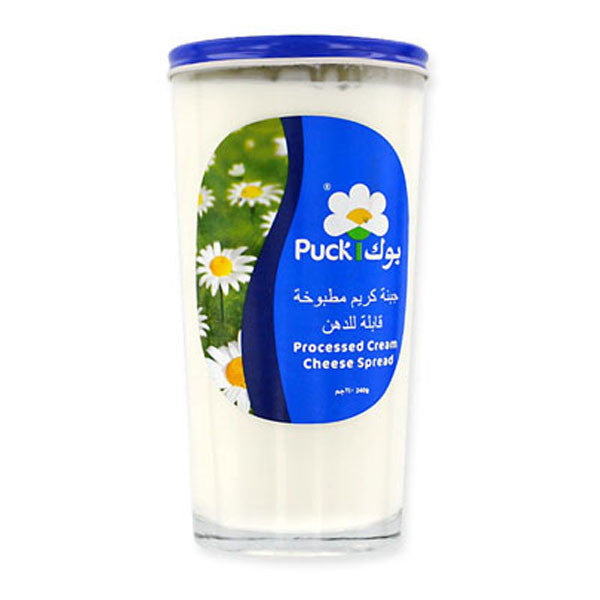 Puck Cream Cheese Spread (8.5oz) 240g