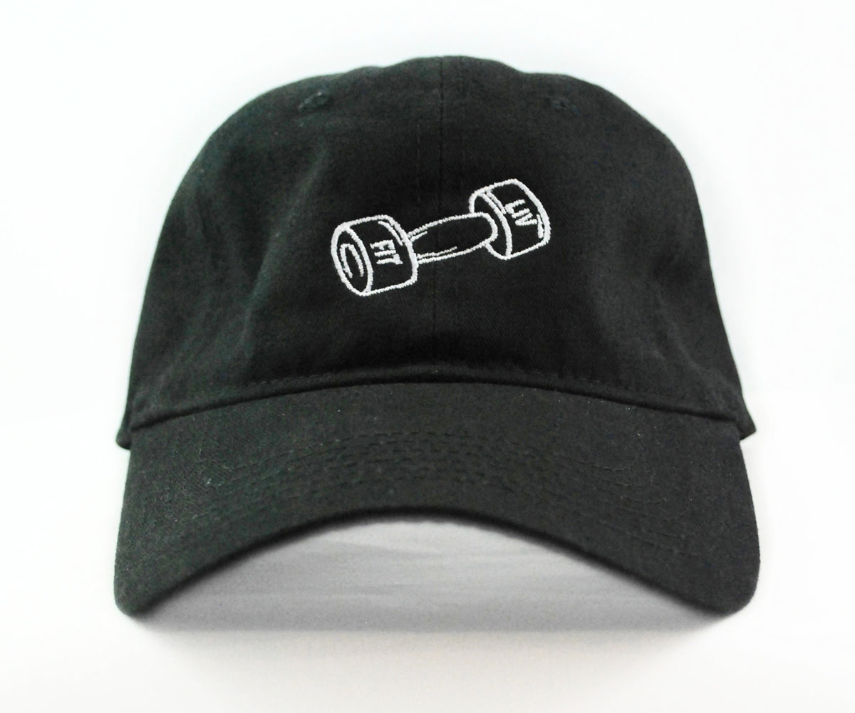 LIV FIT™ Dad Hat (Black)