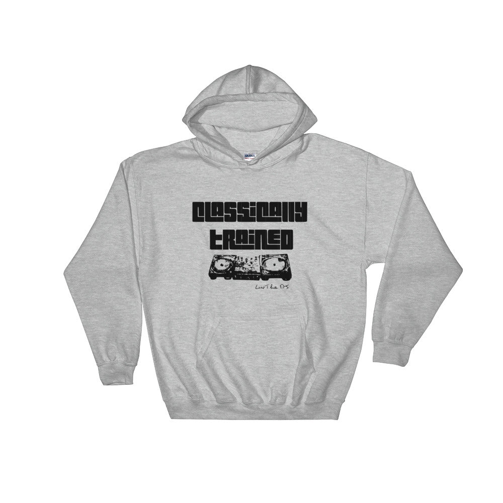 """Classically Trained"" Hoodie"