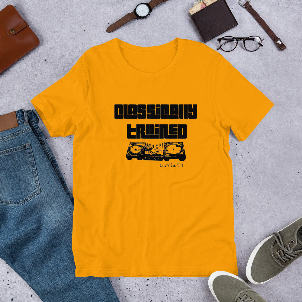 """Classically Trained"" T-Shirt"