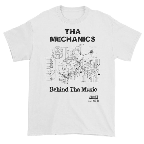 """Mechanics"" Short Sleeve Mens Tee"