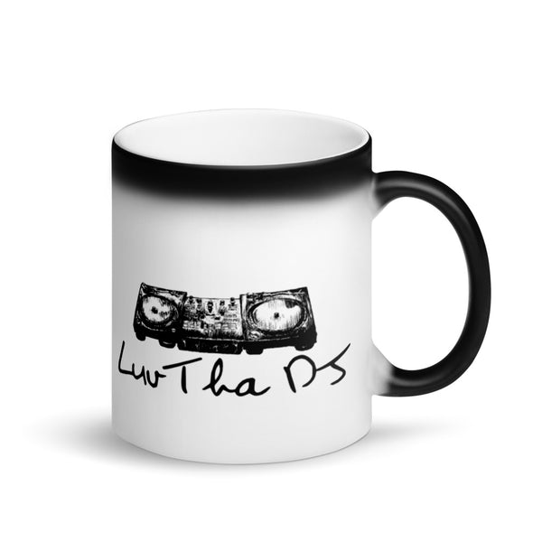 """Luv Tha DJ"" Mug made in the USA"