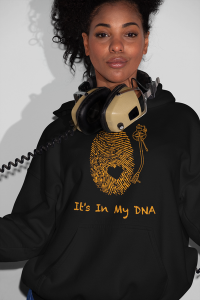"Limited Edition ""DNA"" Unisex Fall Hoodie"