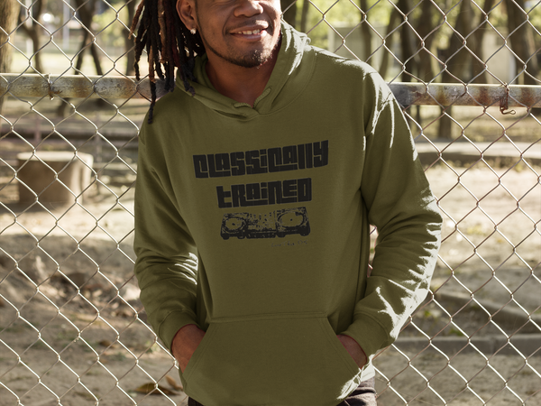 "Limited Edition ""Classically Trained"" Hoodie"