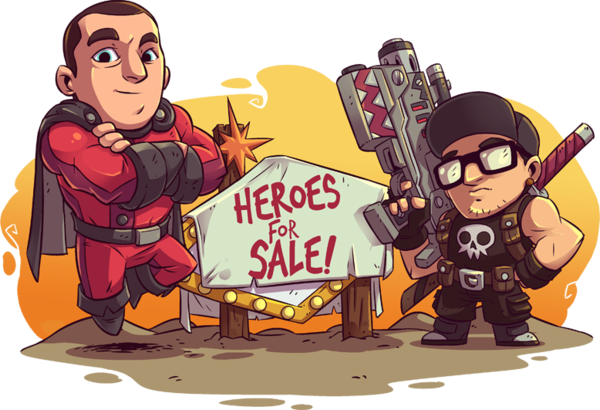 Heroes for Sale LV