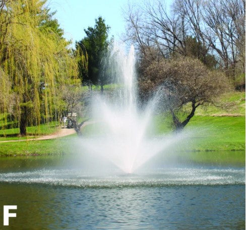 Kasco Decorative Floating Fountain (Pond & Lake)