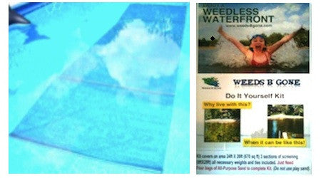 Do It Yourself Weeds Screening Kit - Weeds B Gone - 2