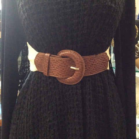 Kiik Luxe - Stretch Plaited Belt