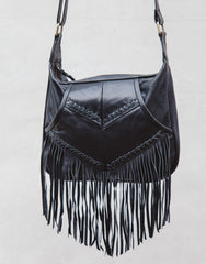 ULU TUMBO BLACK BAG, ULU THE LABEL - kinilush