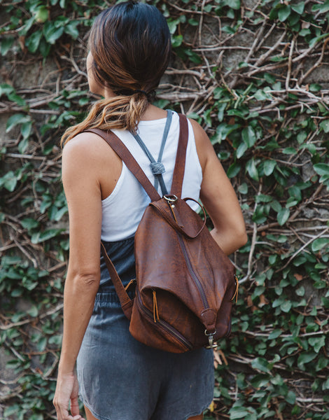 ULU MAIA NATURAL BACKPACK