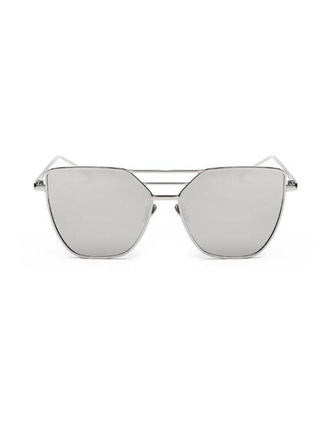EIGHTY6 TRIPLE SILVER SUNGLASSES