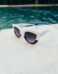 EIGHTY6 IBIZA BLACK SUNGLASSES, Eighty6 - kinilush