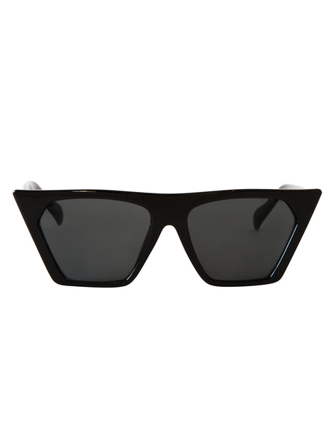 Eighty6 Storm Black Sunglasses