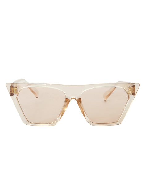 Eighty6 Storm Crystal Blush Sunglasses