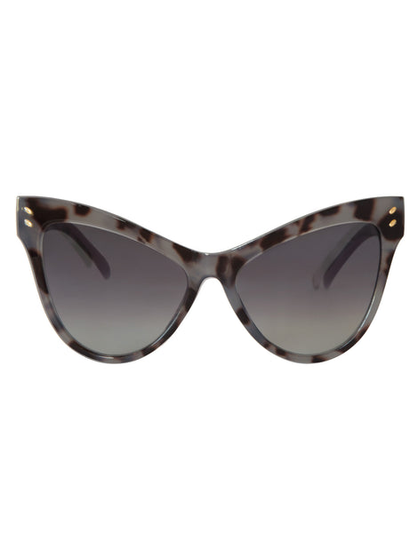 Eight6 Wings Marble Sunglasses