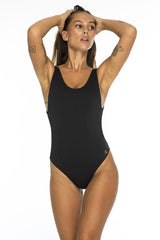 STELLAR DUST MOOREA ONE PIECE BLACK, Stellar Dust - kinilush