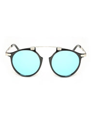 Eighty6 Mischiefs Black and Blue Sunglasses, Eighty6 - kinilush