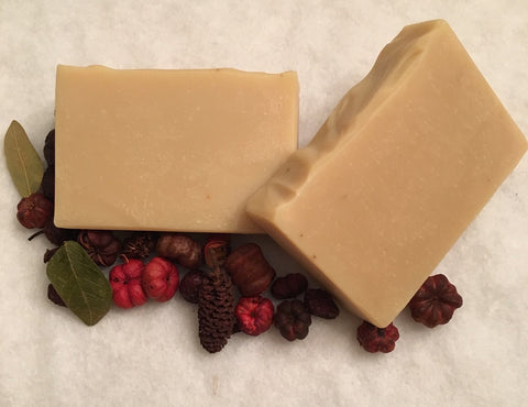 Christmas Spice Shea Butter Soap