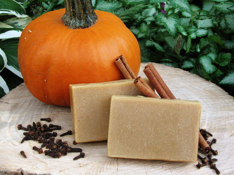 Cinnamon Spice Pumpkin Soap
