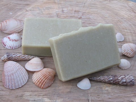 Seaweed & French Green Clay Soap
