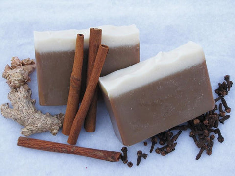 Gingerbread Shea Butter Soap