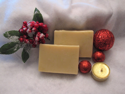 Christmas Spirit Shea Butter Soap