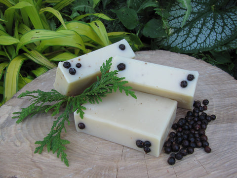 Juniper Berry Shea Butter Soap