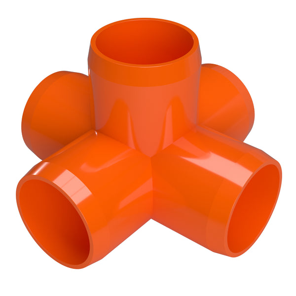 5-Way PVC Cross