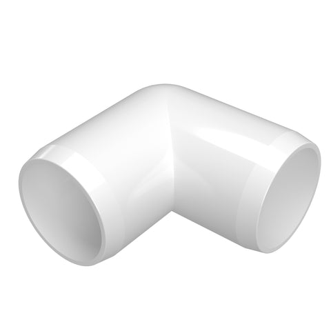 3/4 in. 90 Degree PVC Fitting (Box of 100)