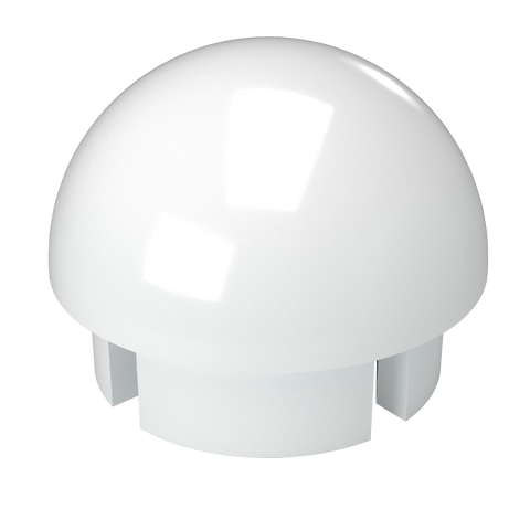 1-1/4 in. PVC Internal Ball End Cap (Box of 200)