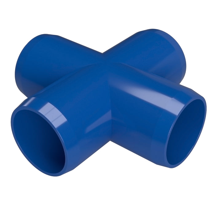 3/4 in. Cross PVC Fitting (Box of 80)