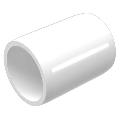 1-1/2 in. PVC External Coupling (Box of 50)