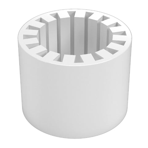 "3/4"" to 1-1/4"" PVC Fitting Reducer (Box of 100)"